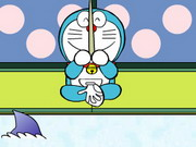 Doraemon Fishing Fish