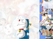 Online game Doraemon Jigsaw