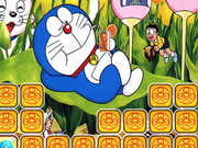 Online game Doraemon Matching