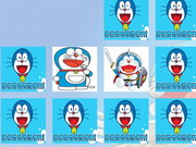 Online game Doraemon Memory Matching