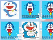 Online game Doraemon Memory