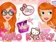 Online game Hello Kitty Beauty Secrets