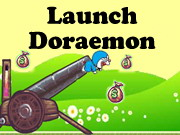 Online game Launch Doraemon