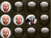 Online game Memory Balls - Spiderman