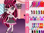 Monster High Kissing Games Draculaura And Clawd GaheCom Play - Monster high dress up games spectra hairstyle