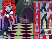 Monster High Operetta Dress Up