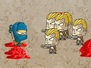 Online game Ninjago Mafia Siege