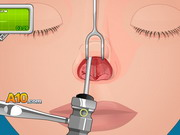 Igrica za decu Operate Now: Nose Surgery