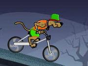 لعبة دراجة سكوبي دو