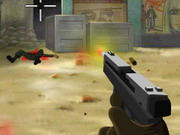 Igrica za decu Shooter World War 4
