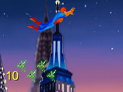 Online game Spider Man Save Angry Birds