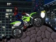 Online igrica Spiderman Bike Challenge