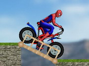 Online igrica Spiderman Dead Bike free for kids