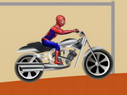 Online game Spiderman Drive 2