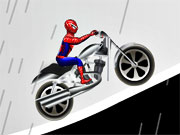 Online game Spiderman Drive