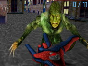 Online game Spiderman Lizard Clone