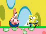 Igrica za decu Spongebob In The Bubble World