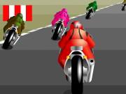 Igrica za decu 123go Motorcycle Racing
