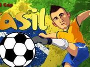 Brazil focis játék