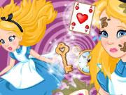Alice Back From Wonderland