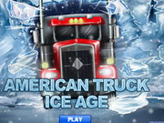 Online igrica American Truck: Ice Age