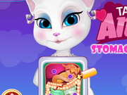 Online game Angela Stomach Surgery