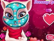 Online igrica Angela Valentines Day Makeover