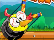 Online igrica Angry Bird Shooter