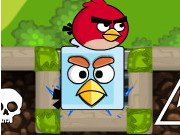 Igrica za decu Angry Birds Find Your Partner