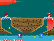 Online game Angry Birds Water Adventure
