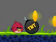Online game Angrybirds Bomb Zombies