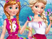 Anna Und Elsa Kostenlos Spielen