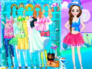 Online game Anna Pregnant Dress Up