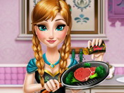 Online igrica Anna Real Cooking