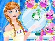 Online game Anna Wedding Prep