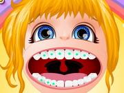 Baby Barbie Braces Doctor Game 2 Play Online