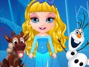 Baby Barbie Frozen Costumes