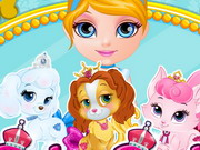 Online igrica Baby Barbie Pets Beauty Pageant