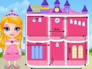 Online game Baby Barbie Princess Dollhouse