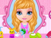 Online game Baby Barbie Summer Braids