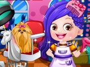 Baby Hazel Hairstylist Dressup