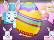Online igrica Baby Madison Easter Fun