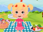 Online igrica Baby Pink picnic time