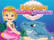 Baby Princess Treasure Adventure