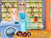 Elsa Baby Rosy Washing Dolls