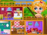 Baby Sana Doll House