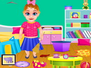 Online igrica Baby Sophia Bedroom Cleaning