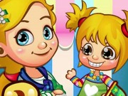 Online game Bad Kids Babysitter Carnival