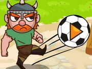 Online game Barbarian Crazy Football