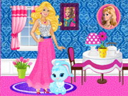 Online game Barbie Dream Dollhouse